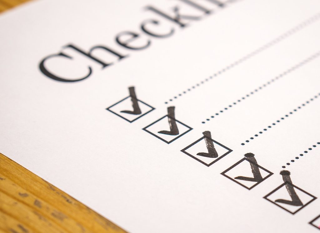 Important Reasons To Use Checklists In Your Business And  Ways To